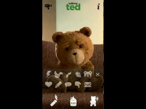 Talking Ted Android Скачать