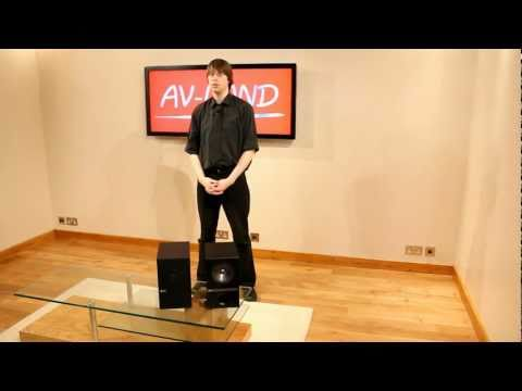Kef Q100 Loudspeakers Review by AVLAND UK KEF Q100 обзор размер помещения ( onkyo first | look ifa | avland uk | by avland )